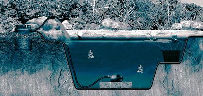 Filtro a pressione per laghetto 8000 con lampada uvc for Pompa e filtro per laghetto