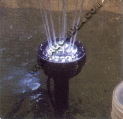 giochi d'acqua e di luce