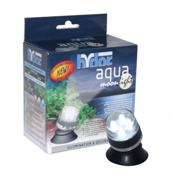 Faretto led per acquari sommergibile bianco for Luci led per acquario