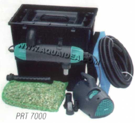 Filtri per laghetto for Pompa esterna per laghetto