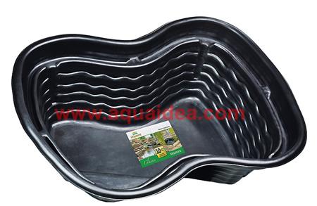 Laghetti in plastica pe polietilene da 1000 lt for Vasca pvc laghetto