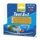 Tetratest Strisce 6 in 1 (pH, KH, GH, NO2, NO3,CL)