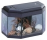 Acquario Advance Panorama accessoriato cm.80x35x45h